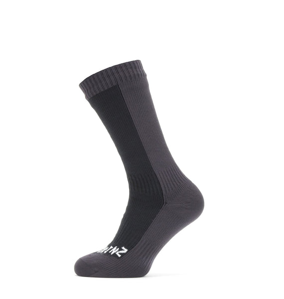 SEALSKINZ Cold weather waterproof mid-length sock