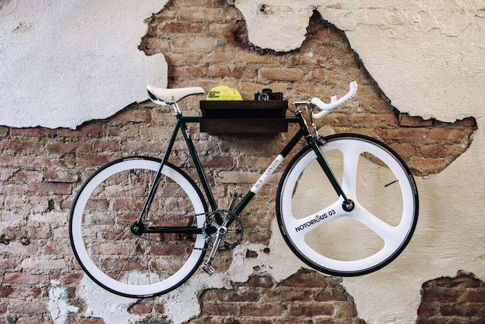 Fixa Bike Shelf - Cool Bike Accessories