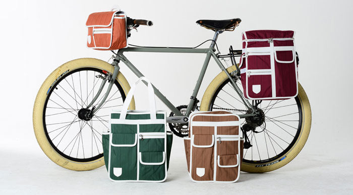Goodordering pannier - Cool bike accessories