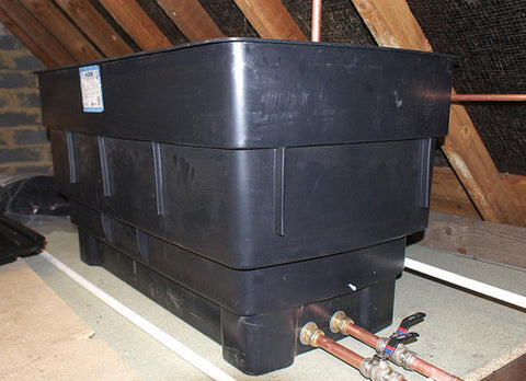 Fitted Main Cold Water Storage Tank