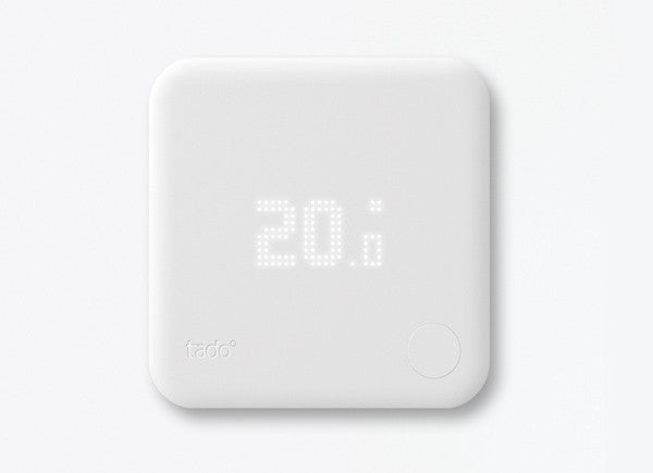 Fitted Tado Smart Thermostat