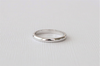 Half Eternity 2.5 MM Diamond Ring in 14K White Gold