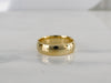 6 mm Solid Gold Men's Band in 14K Gold