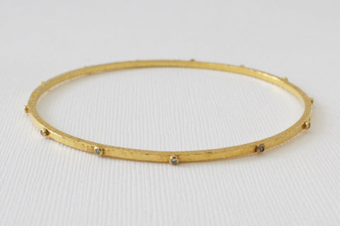 charm wrists bangle please bangles for lucky p cat htm solid gold bracelet tiny