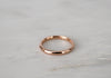 Handmade 14K Solid Gold Wedding Band