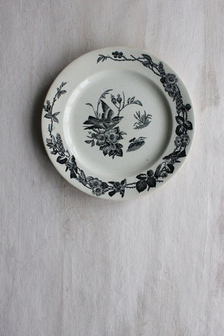 Beautiful Victorian Plate - Bramble