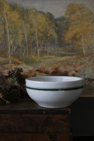 Edwardian Earthenware Bowl