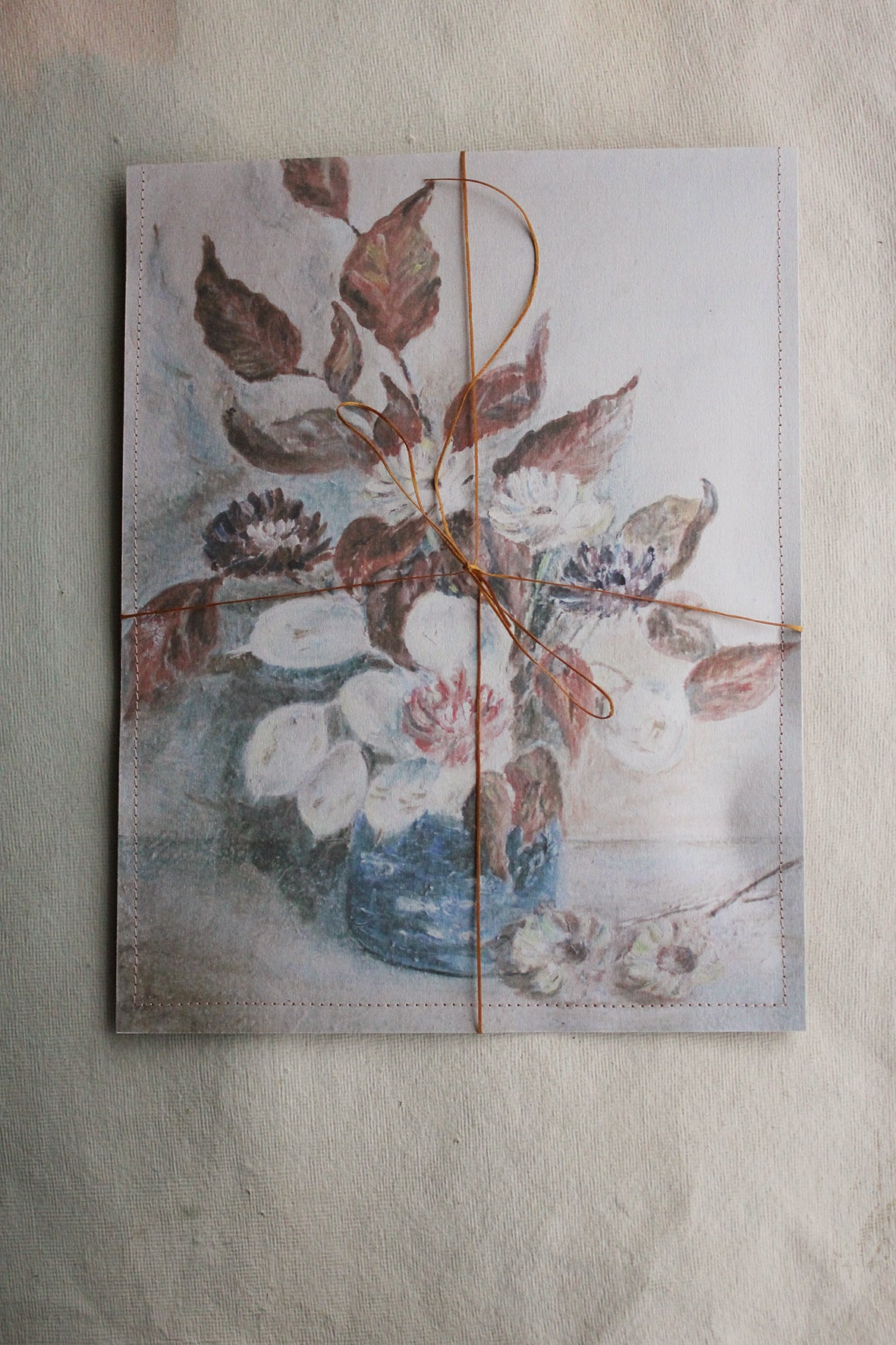 Linen Garden gift/storage bags - The Collector's Vase