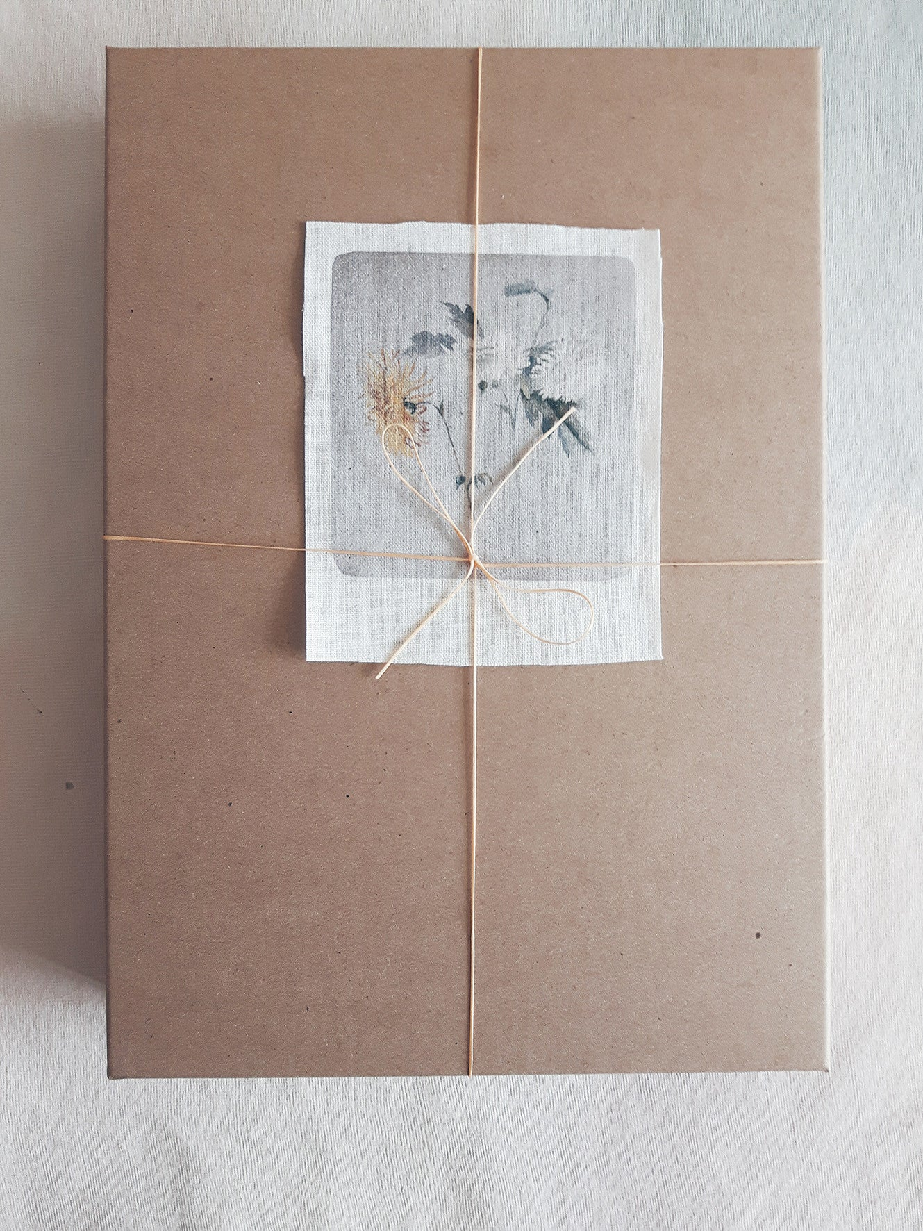 'THIS HOUR OF MINE' BOX - THE CURATED WALL - PROJECT TWO