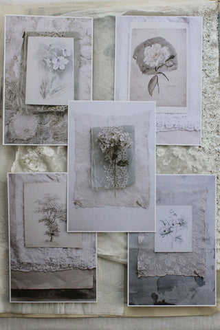 Pin Board Prints from The Linen Garden Studio ~