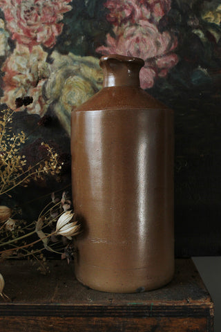 Large Found Domestic Earthenware Pot/Vase (3)