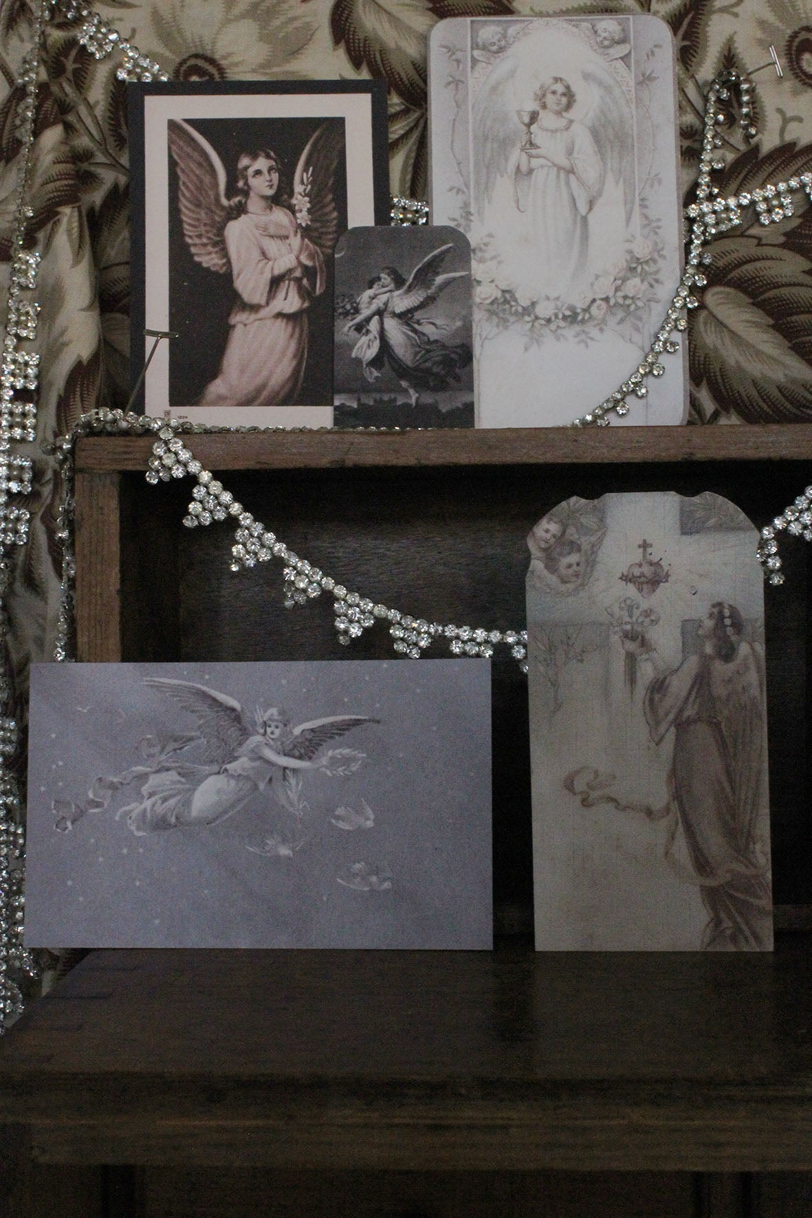 MANTLEPIECE CARDS - ANGELS