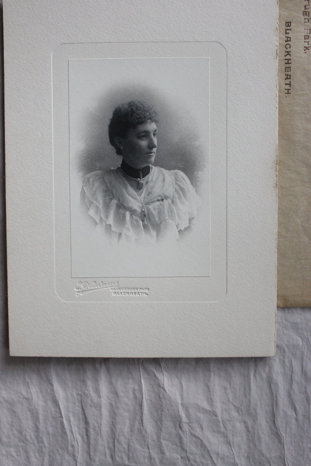Edwardian Portrait - (1)