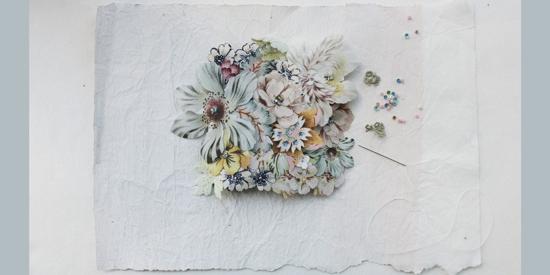 'THIS HOUR OF MINE' ~ A FLORAL AFFAIR ~ PROJECT EIGHT