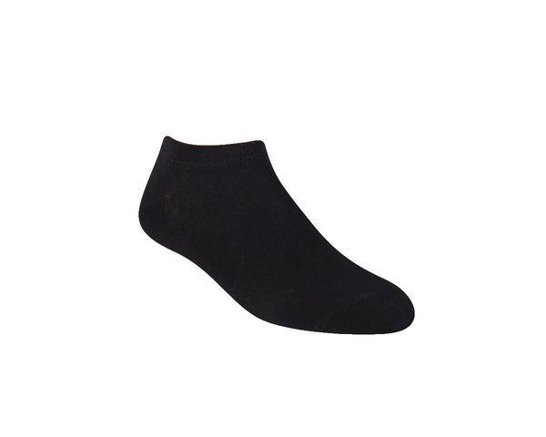 Bamboo Low Cut Socks Black - Natural Clothes Bamboo Clothing & Accessories for Men & Women