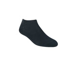 Bamboo Low-Cut Socks SBS08 (Graphite Black) - Natural Clothes Bamboo Premium Clothing Company