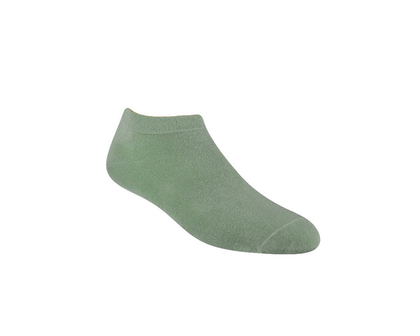 Bamboo Low Cut Socks Olive Green - Natural Clothes Bamboo Clothing & Accessories for Men & Women