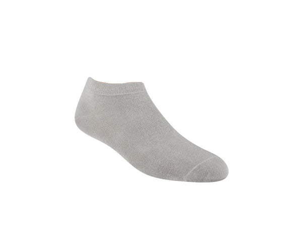 Bamboo Low Cut Socks Grey - Natural Clothes Bamboo Clothing & Accessories for Men & Women