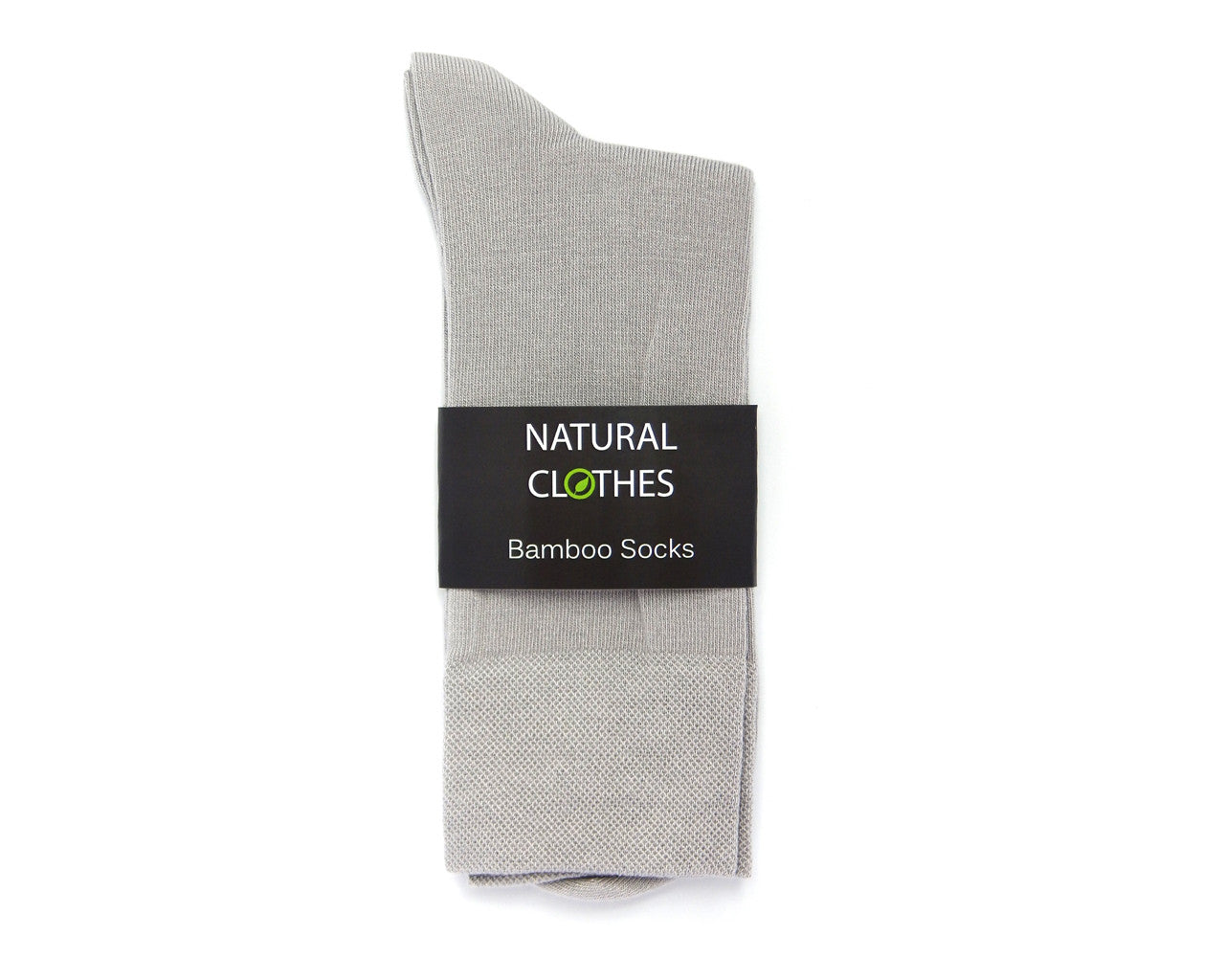 Bamboo Mid Cut Socks Ashen - Natural Clothes Bamboo Clothing & Accessories for Men & Women