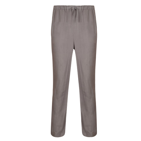 Bamboo Lounge Trousers Dark Grey - Natural Clothes Bamboo Clothing & Accessories for Men & Women
