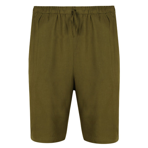 Bamboo Shorts Green - Natural Clothes Bamboo Clothing & Accessories for Men & Women