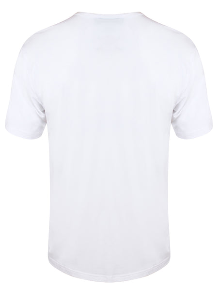 Bamboo T-Shirt Crew Neck Slim Fit White - Natural Clothes Bamboo Clothing & Accessories for Men & Women