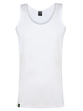 Bamboo Tank-Top 190gsm (White) - Natural Clothes Bamboo Premium Clothing Company