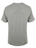 Bamboo T-Shirt Crew Neck (Grey) - Natural Clothes Bamboo Premium Clothing Company