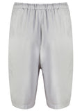 Bamboo Lounge Shorts (Grey) - Natural Clothes Bamboo Premium Clothing Company