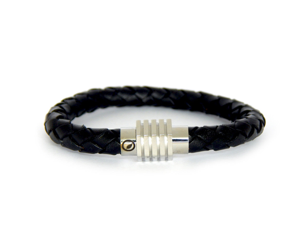Men's Nappa Leather Bracelet LT-08 - Natural Clothes Bamboo Clothing & Accessories for Men & Women