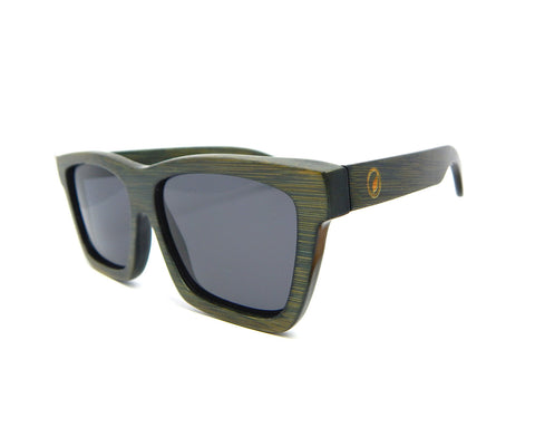Vintage Bamboo Sunglasses BSV02 - Natural Clothes Bamboo Clothing & Accessories for Men & Women