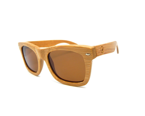 Carbonized Bamboo Sunglasses BSCB-02 - Natural Clothes Bamboo Clothing & Accessories for Men & Women