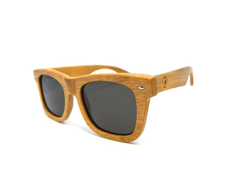 Carbonized Bamboo Sunglasses BSCB-01 - Natural Clothes Bamboo Clothing & Accessories for Men & Women