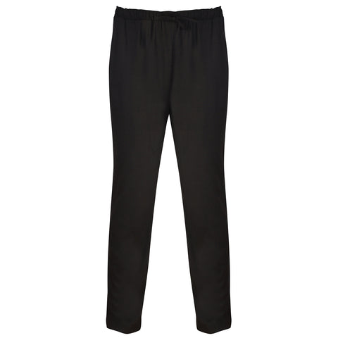 Bamboo Lounge Trousers Black - Natural Clothes Bamboo Clothing & Accessories for Men & Women