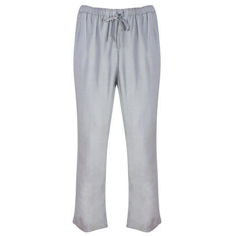 Bamboo Lounge Trousers Grey - Natural Clothes Bamboo Clothing & Accessories for Men & Women