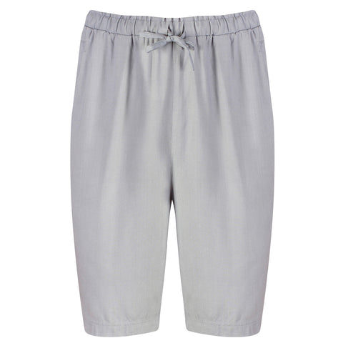Bamboo Lounge Shorts (Grey)