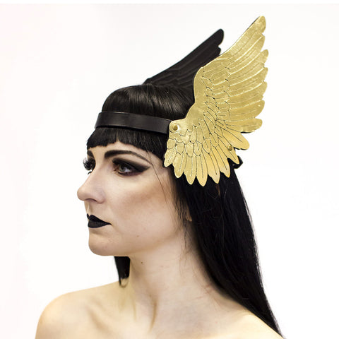 Iris Headdress