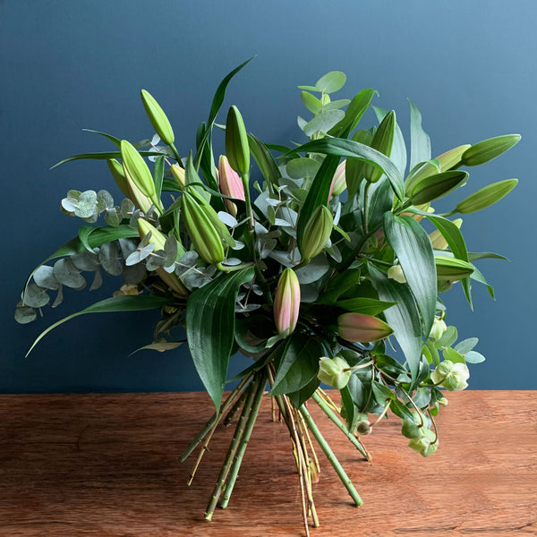 Odyssey Lily Bouquet | Highgate Flowers