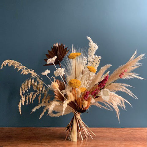 Seco Dried Flower Bouquet | Highgate Flowers