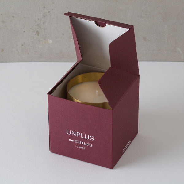 The Muses Candle - Unplug