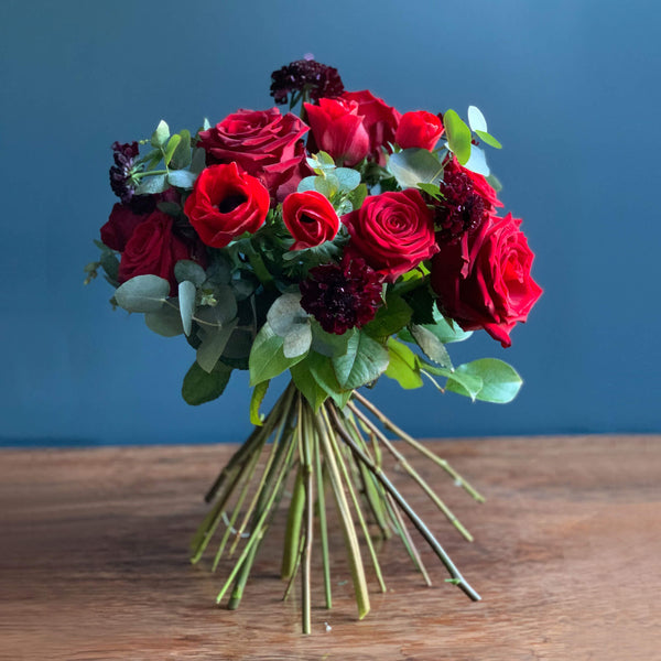 Valentino Hand Tied Bouquet | Highgate Flowers