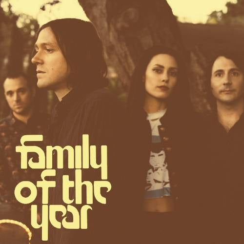 Family Of The Year CD