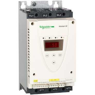 Browse our Automation & Control - Soft Starters collection.