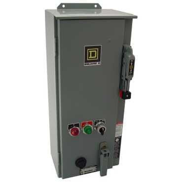 Browse our NEMA Circuit Breaker Combination Starters collection.