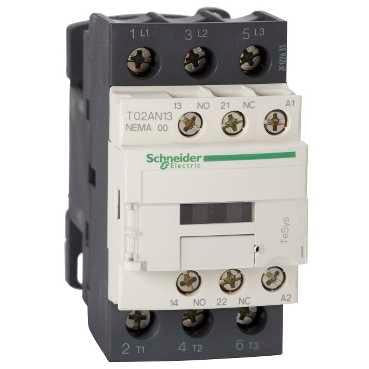 Browse our TeSys N Contactors collection.