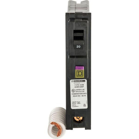 Browse our HomeLine Circuit Breakers collection.