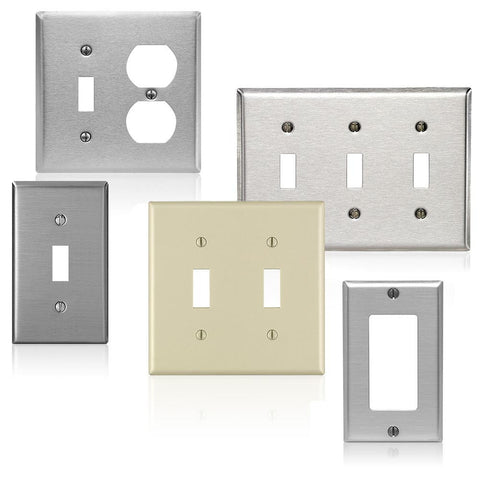 Browse our Wiring Devices - Wall Plates & Covers collection.