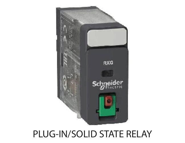 Plug-in/Solid State Relays