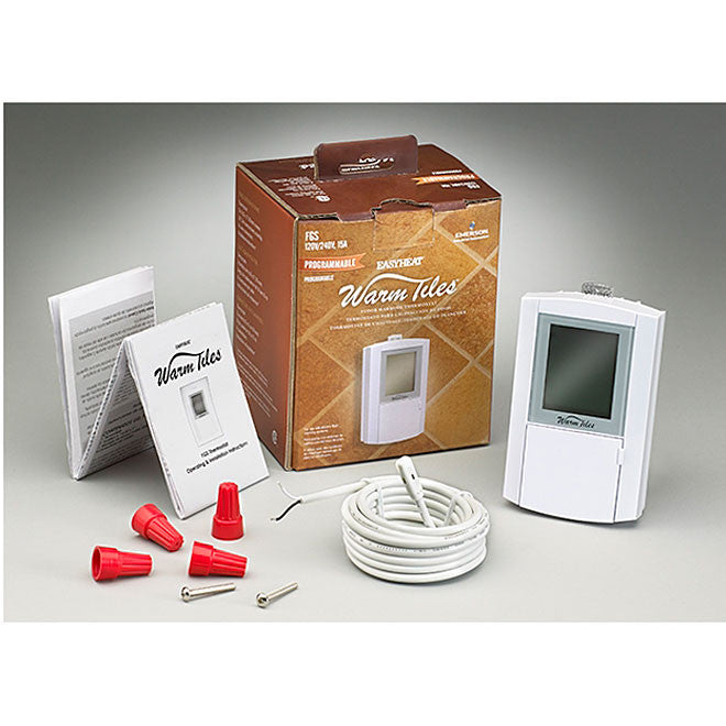 warm tiles fgs thermostat instructions