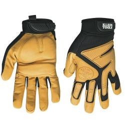 Klein Tools Journeyman Leather Gloves